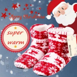 Jõuluteemalised sussid