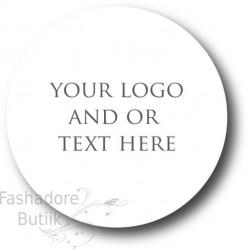Logokleebised 3 cm 100 tk