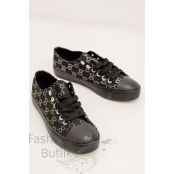 Leopardi mustriga vabaaja jalanõud