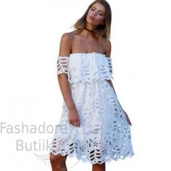Efektne üleõla kleit