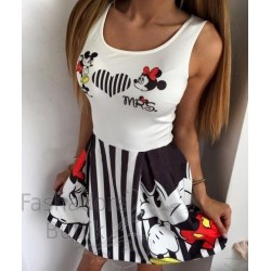 Mickey ja Minnie kleit
