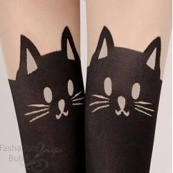 Sukkpüksid kassidega