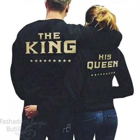 a3ffcfcfcff King & Queen dressipluus - Fashadore