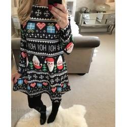 Jõuluteemaline kleit
