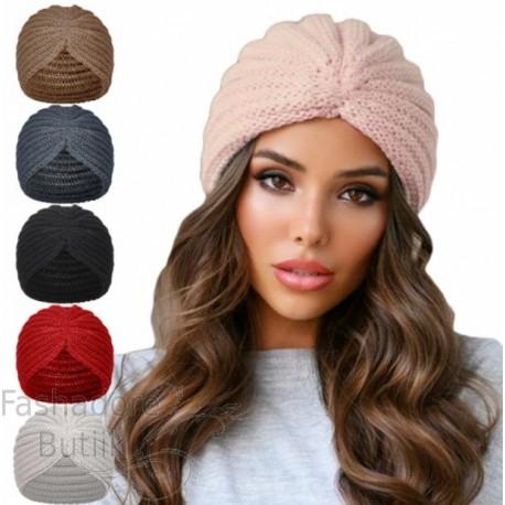 Turbani stiilis müts