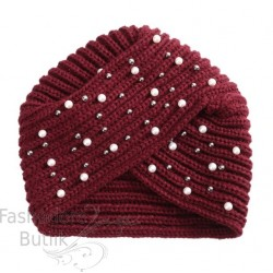 Pärlitega müts